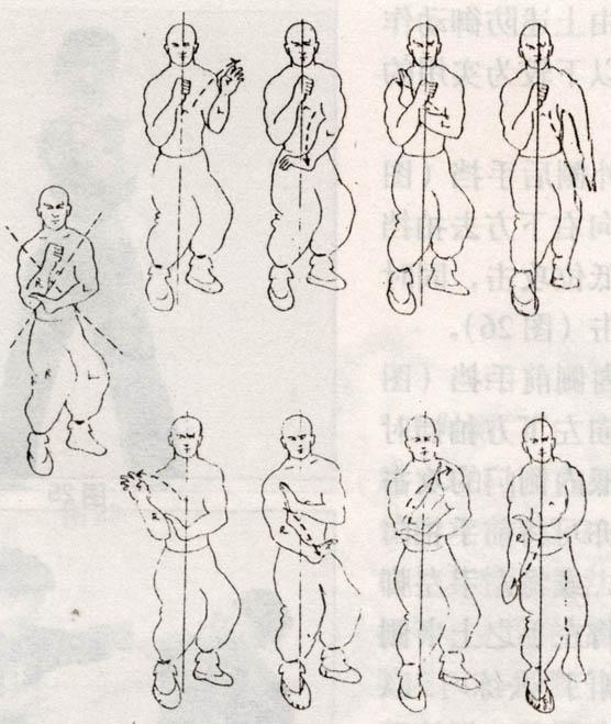 """咏春拳之""""守中用中""""原理的运用 - 乱世狂刀 - 乱世狂刀"""